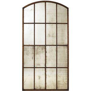 Amiel Arch Mirror Large Arched Window Design Mirror