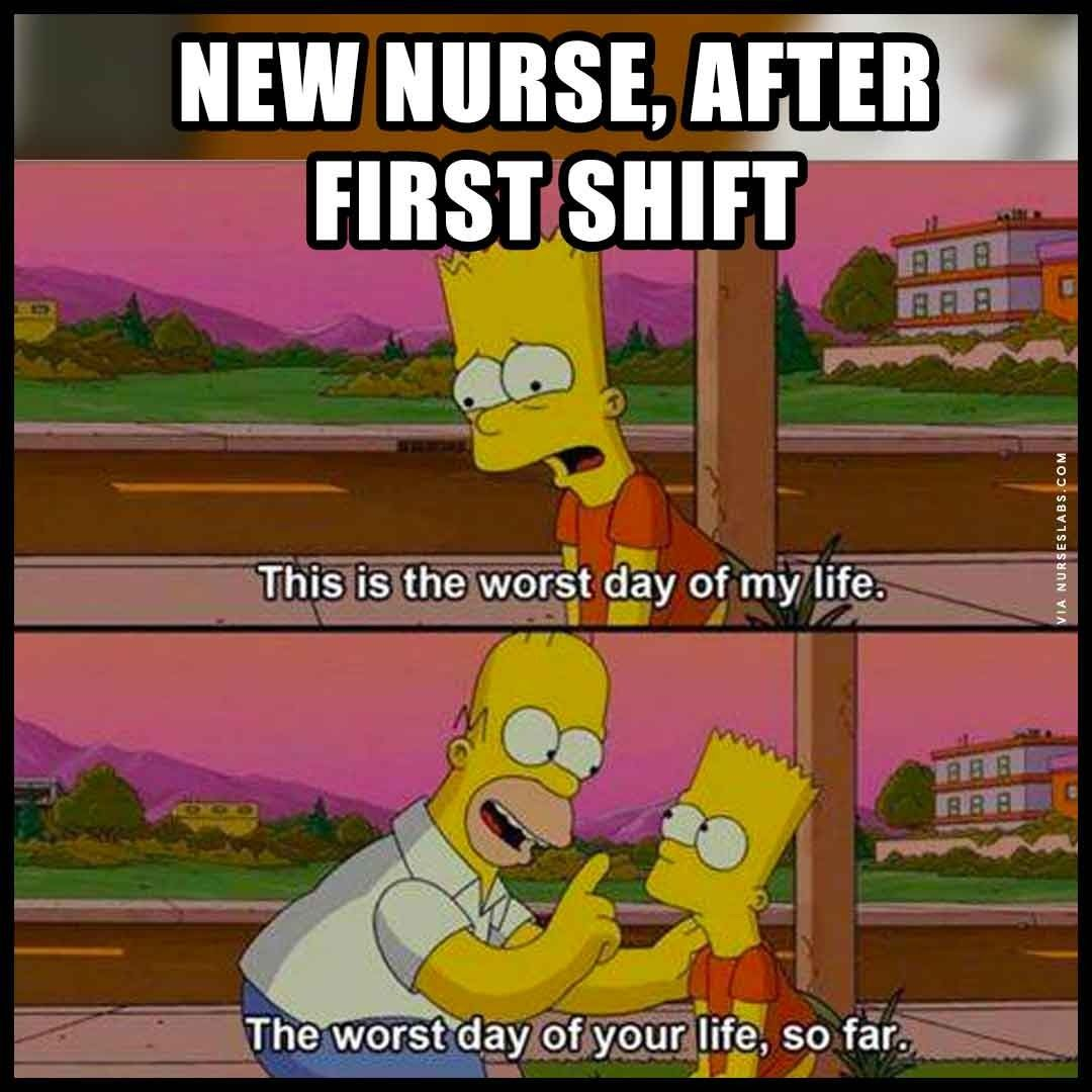 101 Funny Nurse Memes That Are Ridiculously Relatable In 2021 Nurse Humor Nurse Memes Humor Nurse Jokes