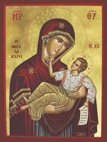 """Theotokos """"Great Grace"""" - T56"""