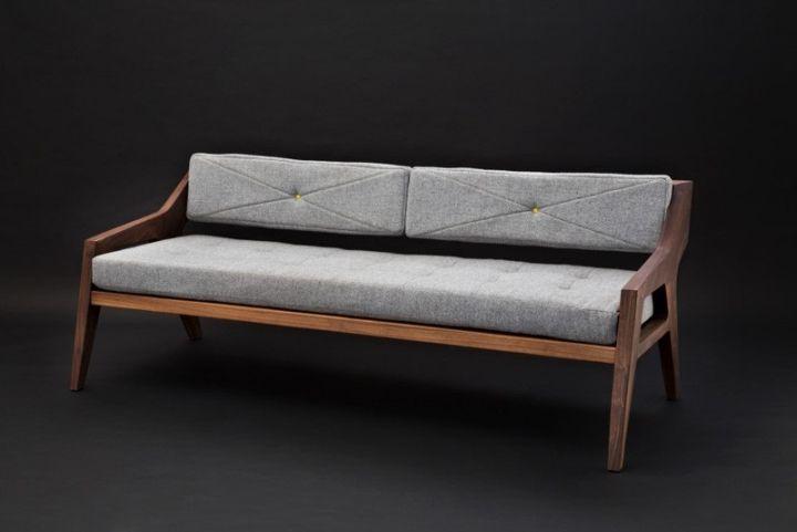 Emerson Sofa By Jory Brigham Retail Design Blog Contemporary Home Furniture Contemporary Sofa Furniture