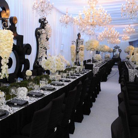 Conheça Os Detalhes Da Super Festa De Casamento Kim Kardashian