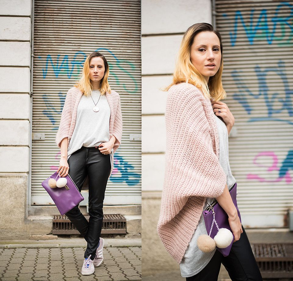 Miha J. -  - Nothing better than my cocoon sweater