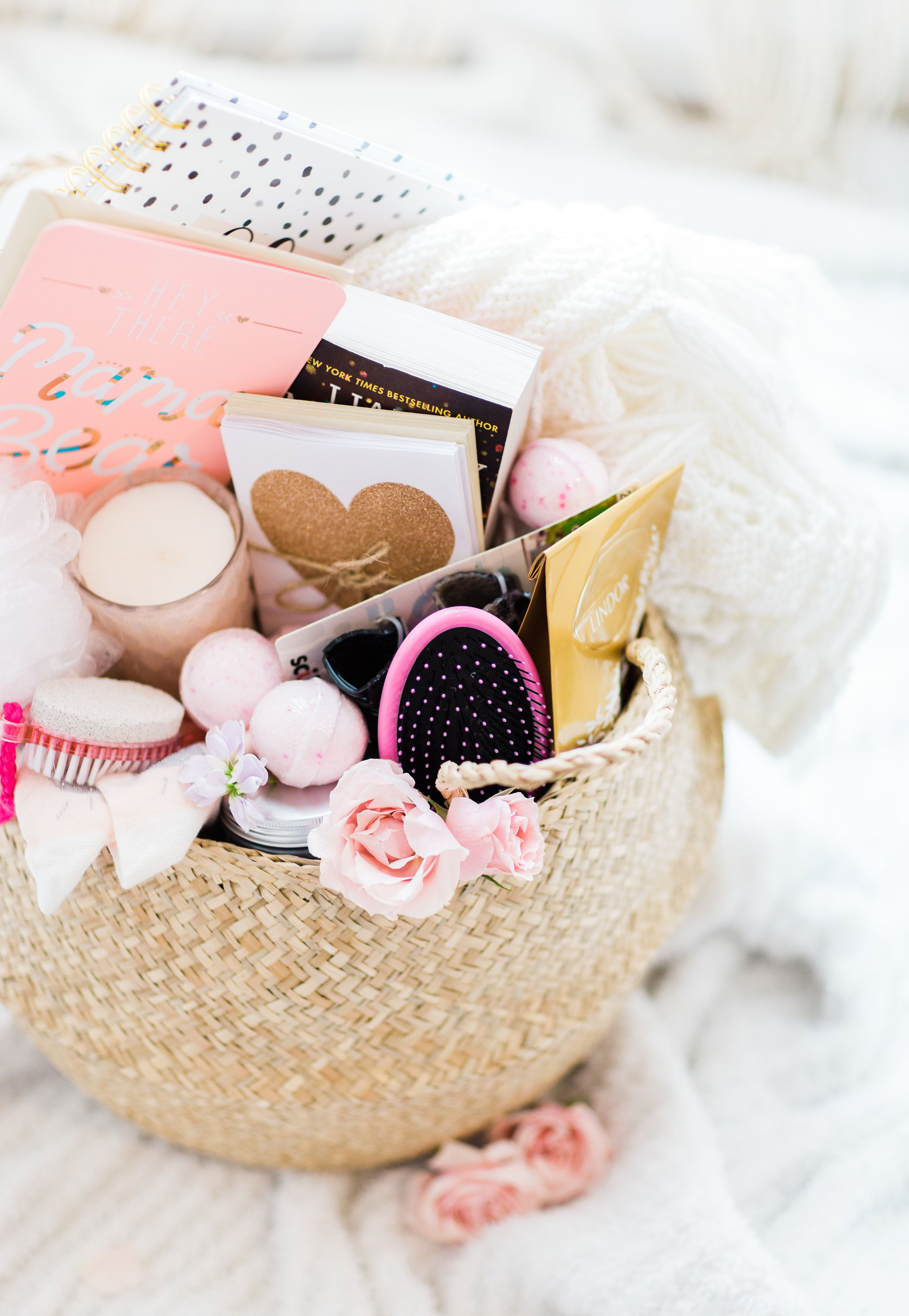 How to make a new mom survival basket mom survival kit