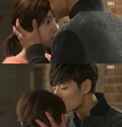 "'Heirs' Kang Ha Neul's Surprise Kiss To Im Joo Eun: ""I'm ..."