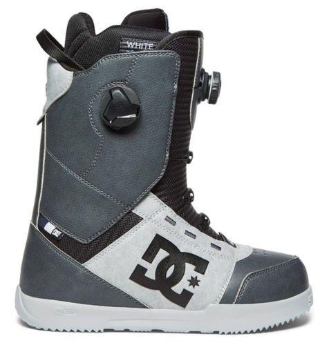 d91b45d7d7d Boots 36292  2018 Dc Control Boa Dark Shadow Men S Snowboard Boots New -