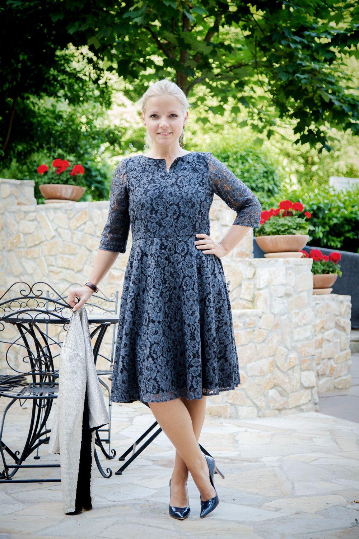 Tutorial: Kleid Laboe aus Spitze | Unterkleid, Spitze und Nähen