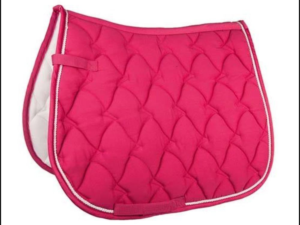 cheap details about hkm saddle pad fly veil head collar lead rope raspberry pink soft ice matchy. Black Bedroom Furniture Sets. Home Design Ideas