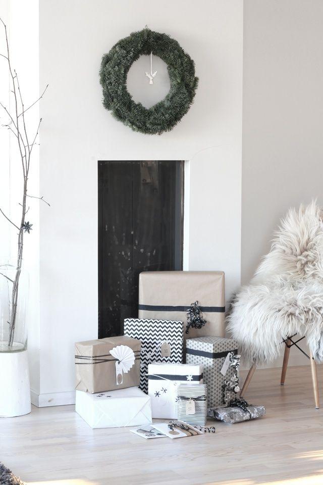 Como conseguir una decoraci n navide a de estilo n rdico - Decoracion navidena 2014 ...