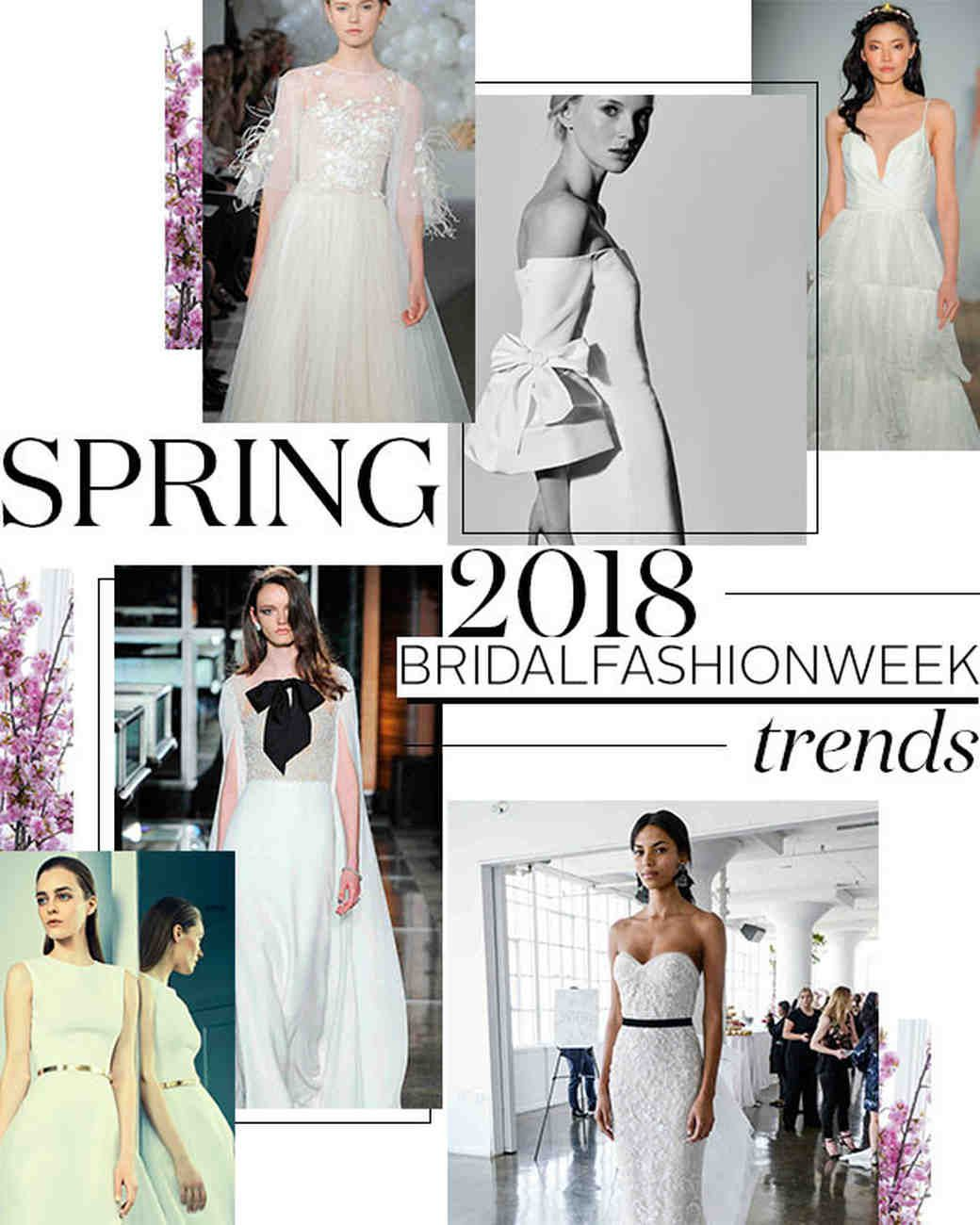 Spring 2018 fashion trends wedding guests