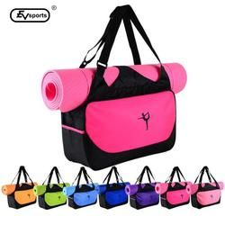 Multifunctional Clothes Yoga/Gym Mat Sport Bag
