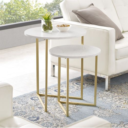 Pin De Naureen Em For The Home, Small Side Tables For Living Room With Storage