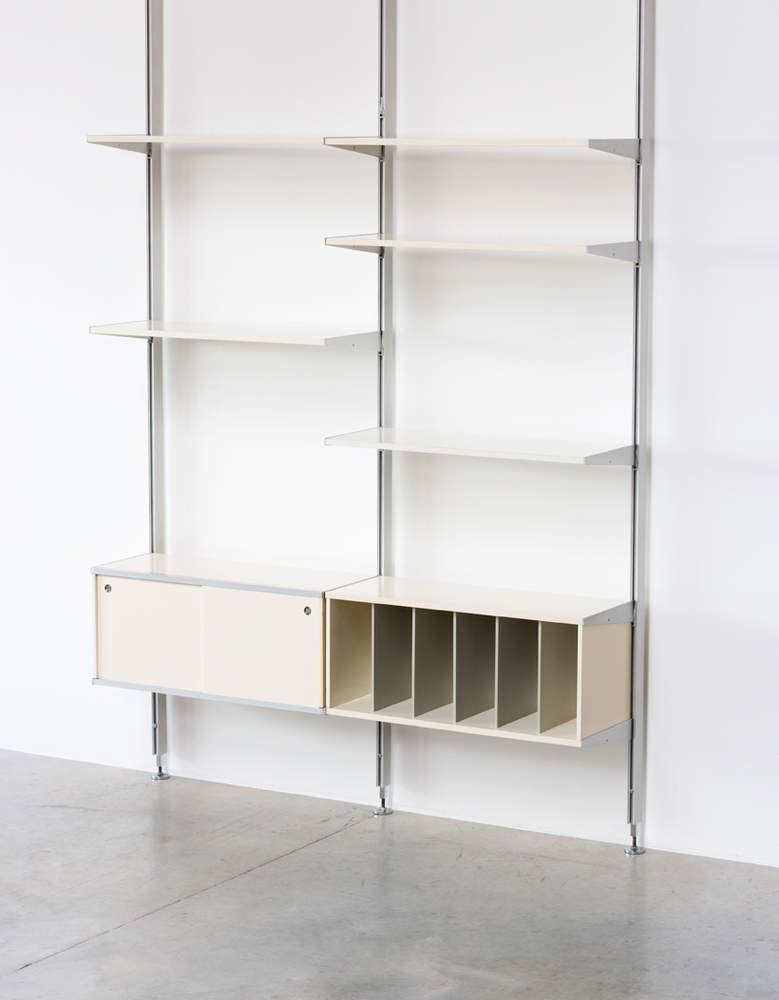 george nelson css modular wall unit - furniture-love | modular