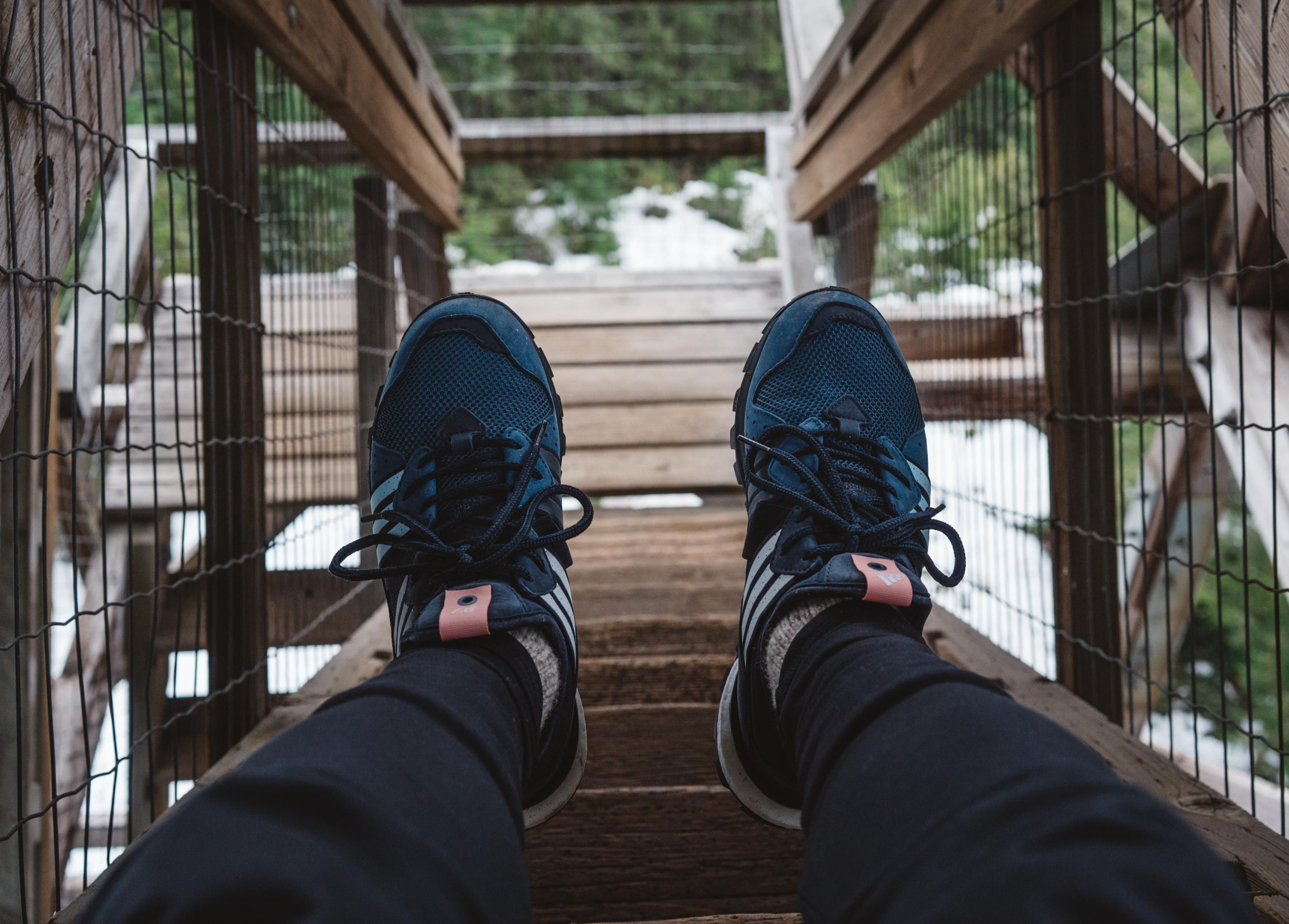 69d594fe8dc ... Hiking with the Adidas Consortium x Kith Response Trail Boost ...