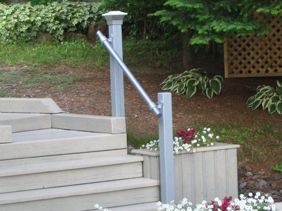 Best Cottage Handrails Project Simplified Building 400 x 300