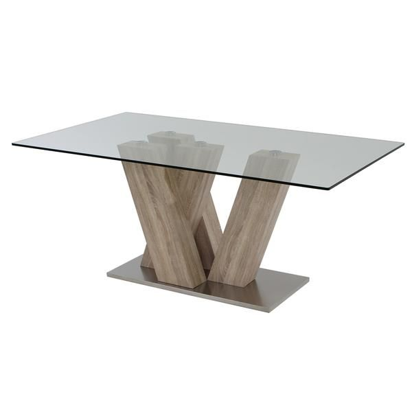 Solimar Rectangular Dining Table Moveis Moveis