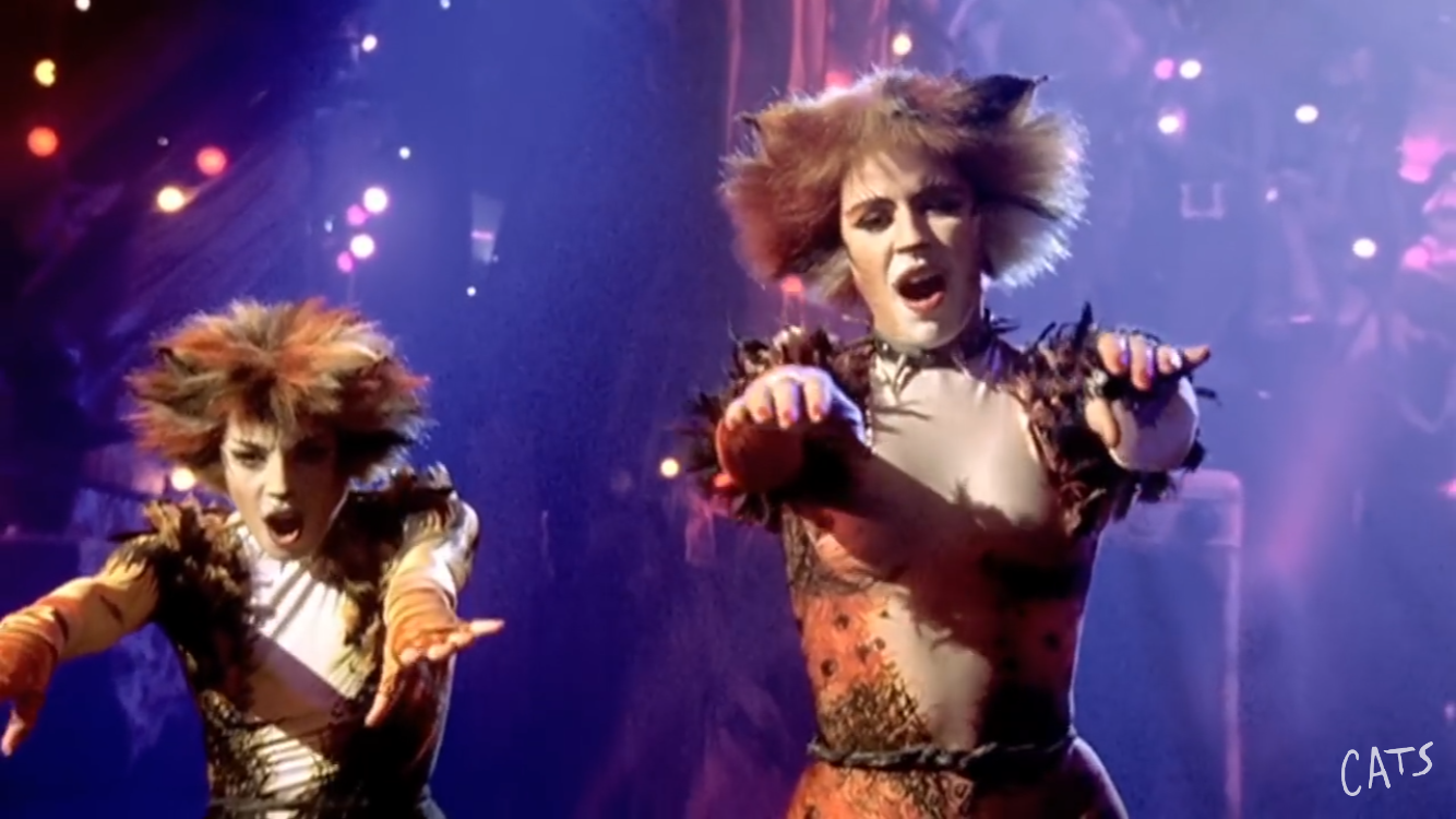 Demeter Bombalurina Cats Musicales