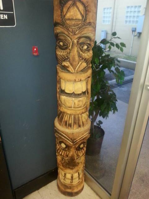 A prática faz o Progresso (Tenha um ótimo dia) Laz - Tiki Central
