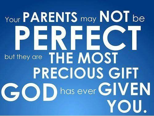Your Parents The Daily Quotes Love Your Parents Quotes Parents Day Quotes Parents Quotes Funny