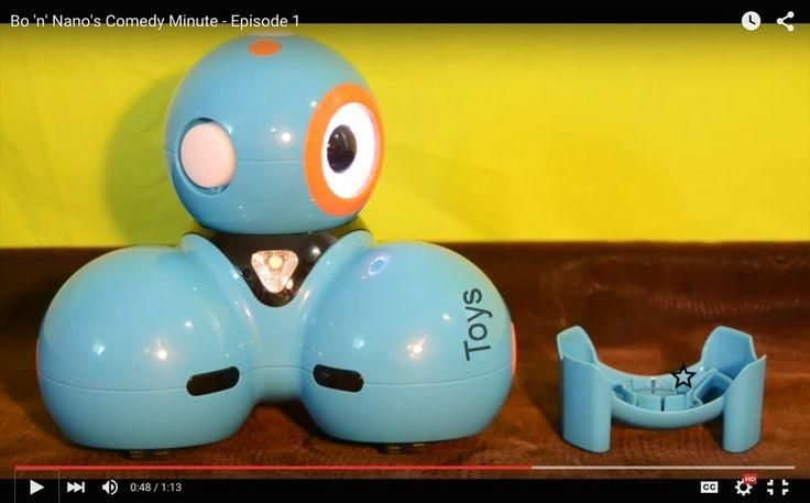 9 cool coding projects for kids using Dot and Dash projects for kids Hand them a camera and have them create their own robot show