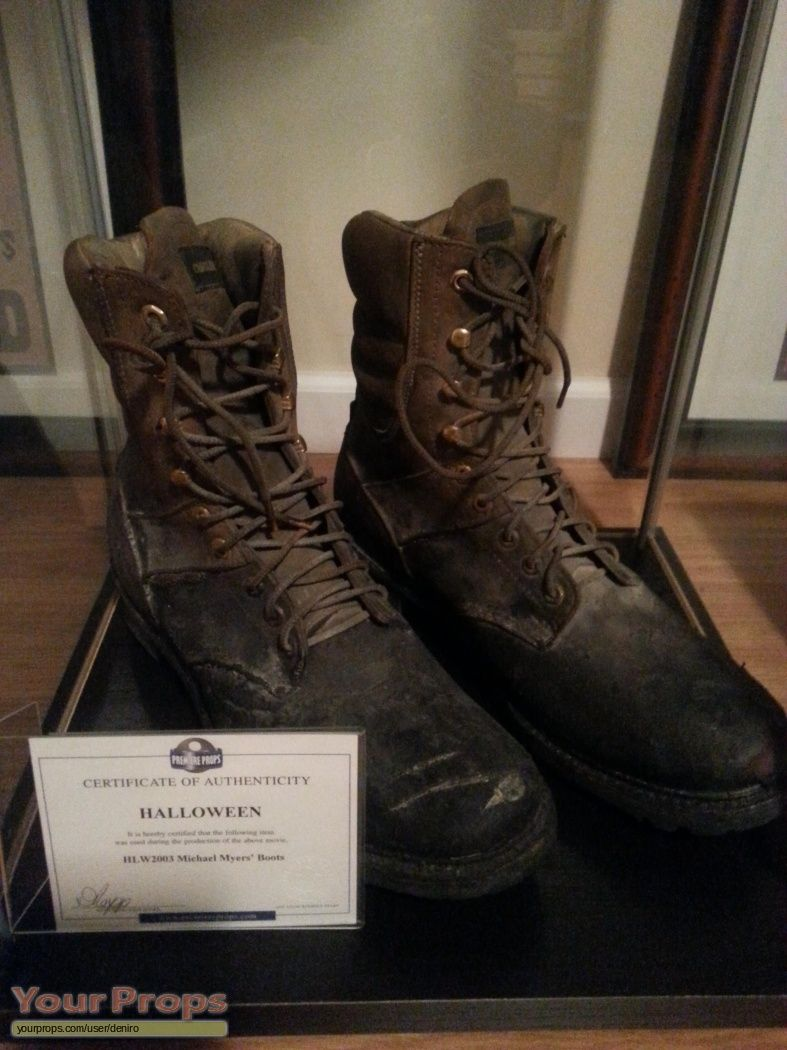Halloween 2020 Michael Myers Boots premiere props Michael Myers | Halloween (Rob Zombie's), Michael