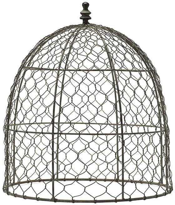 Wire Cloche - Garden Cloche - Wire Cloche - Metal Cloche ...
