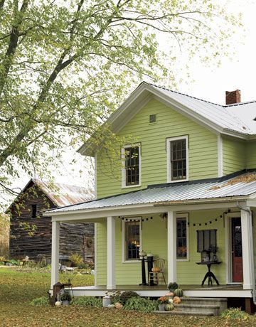 Country Living mag: feature Christine Hoffman\'s house in Wisc ...
