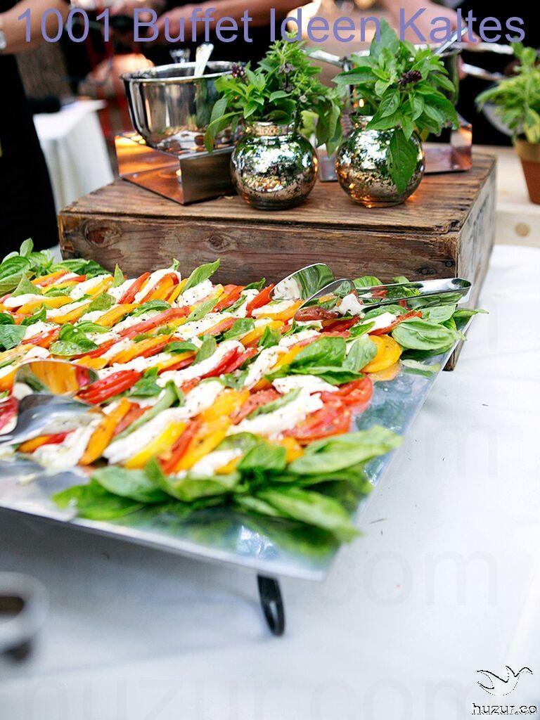 Ideen Fur Kaltes Buffet Geburtstag In 2020 Reception Food