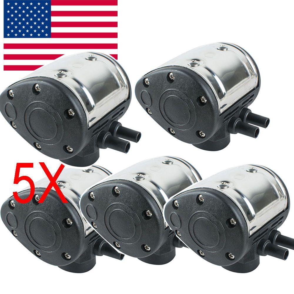 10pcs USA L80 Pneumatic Pulsator Cow Milker Milking Machine Dairy Farm Cattle