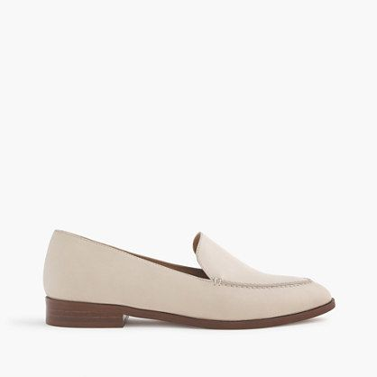 Leather loafers : loafers & oxfords   J.Crew