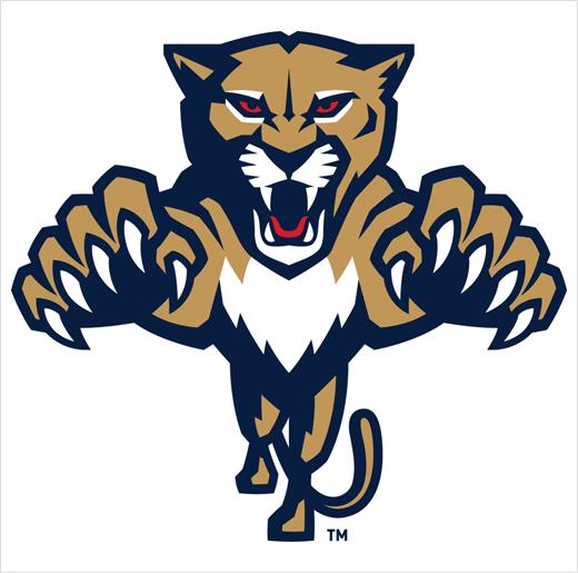 Florida Panthers Reveal New Logo Design Logo Designer Sports Logo Design Mascot Design Animal Logo