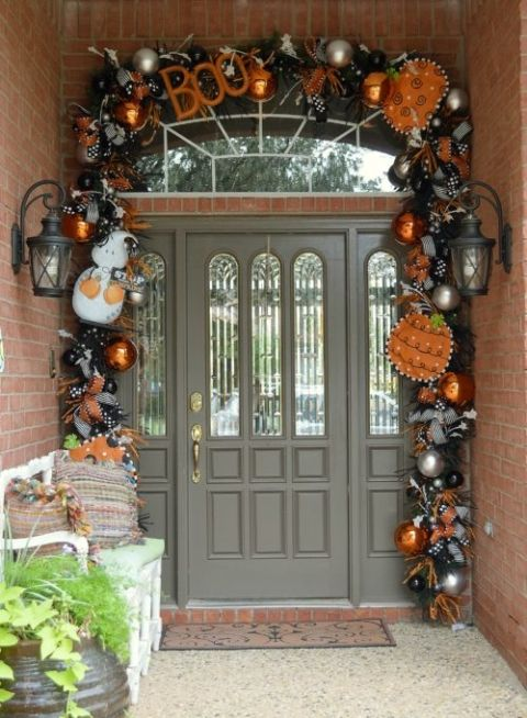 35+ of the Most Spooktacular Halloween Ideas on Pinterest Home