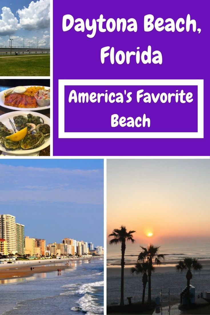How Long Has It Been Since You Visited Daytona Beach The Original American If Awhile Perhaps Should Reacquaint Yourself With This