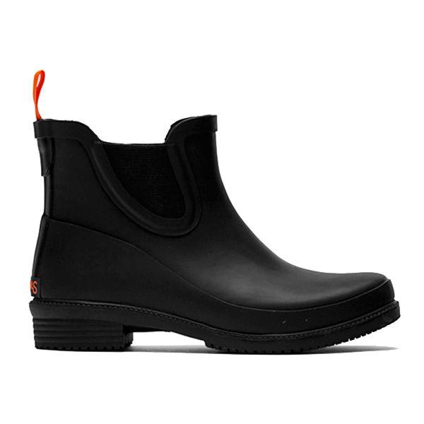 29631d5d Swims, Dora Kort Gummistøvle, Sort   Wishlist   Dora boots, Boots og ...
