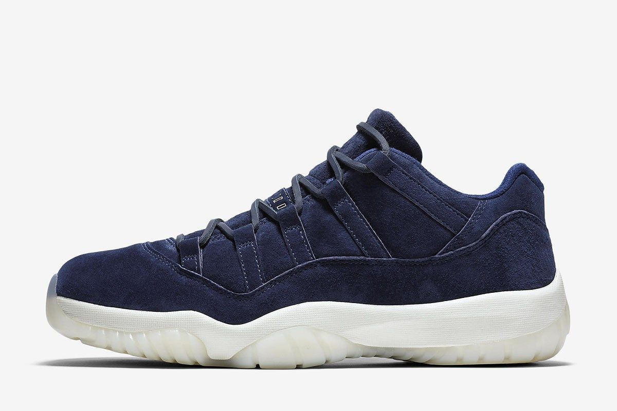 "Air Jordan 11 Low ""RE2PECT"" for Derek Jeter - EU Kicks: Sneaker Magazine"