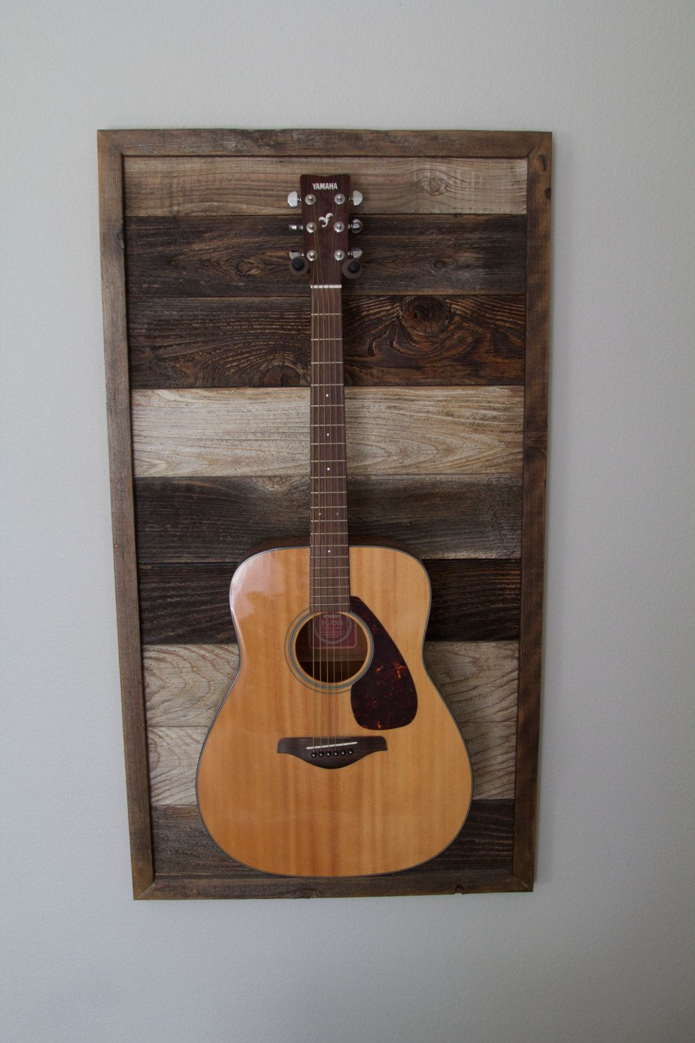 Really Love What Thedigsca Is Doing On Etsy Home Pinterest Gantungan Gitar