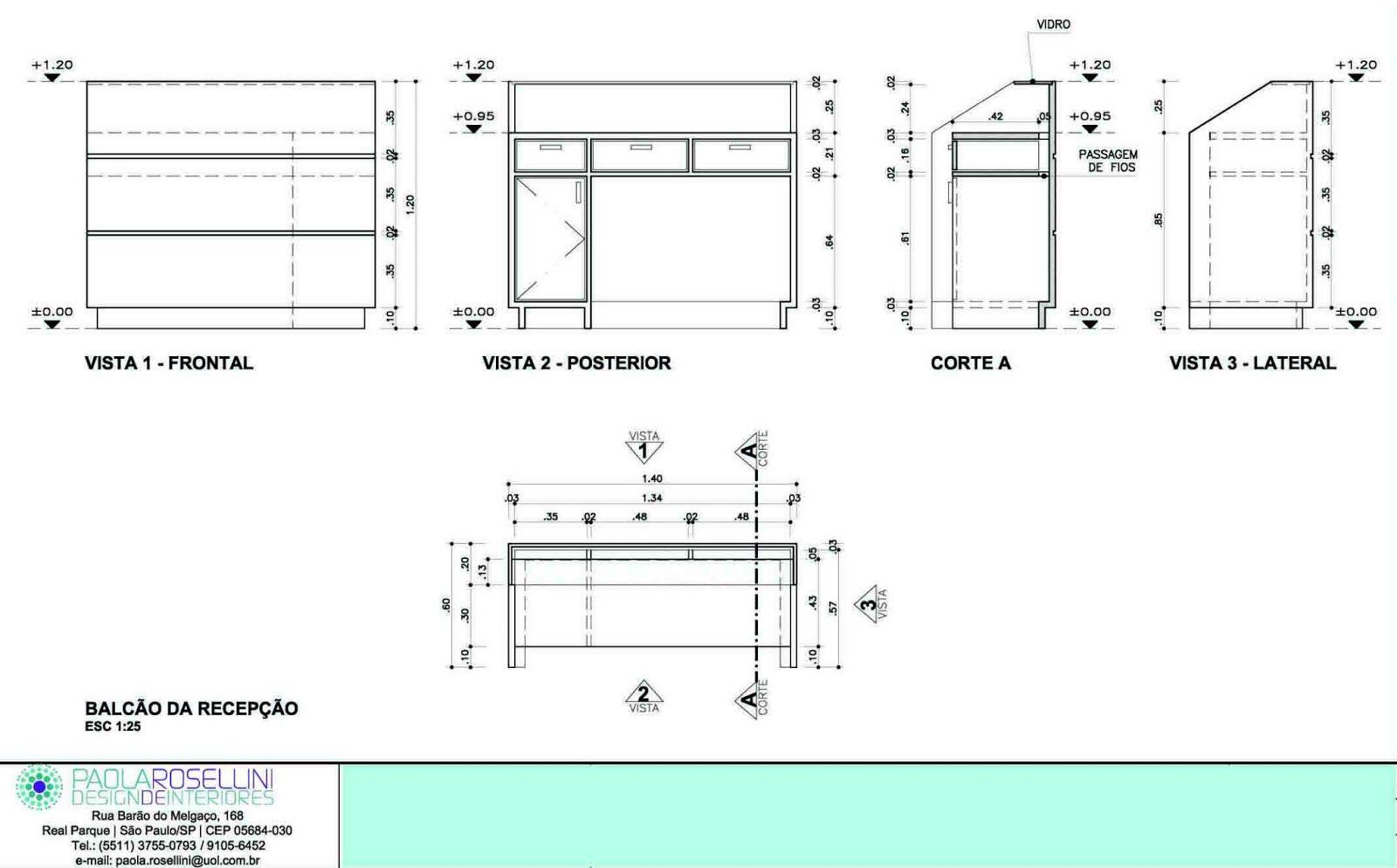 Resultado de imagem para detalhamento de armario de cozinha  DETALHAMENTO DE # Armario De Banheiro Dwg