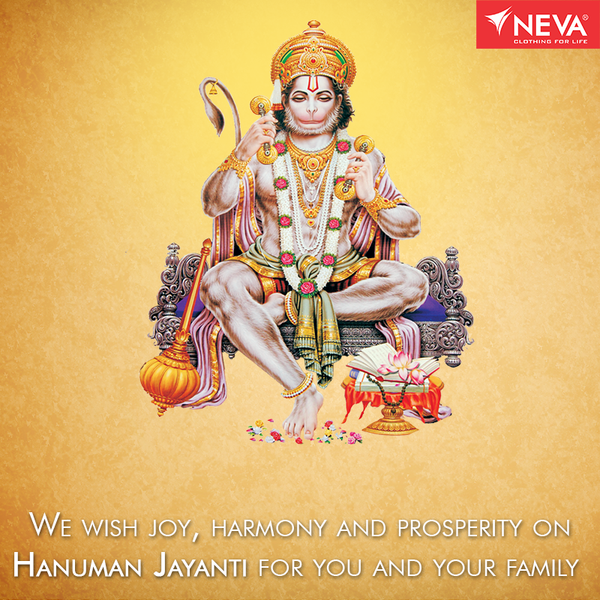Hanuman Jayanti 2021: On the pious occasion of Hanuman Jayanti, we wish you happiness and prosperity. #NevaIndia #HappyHan… Wishes Images, Photos, Pictures & Wallpapers