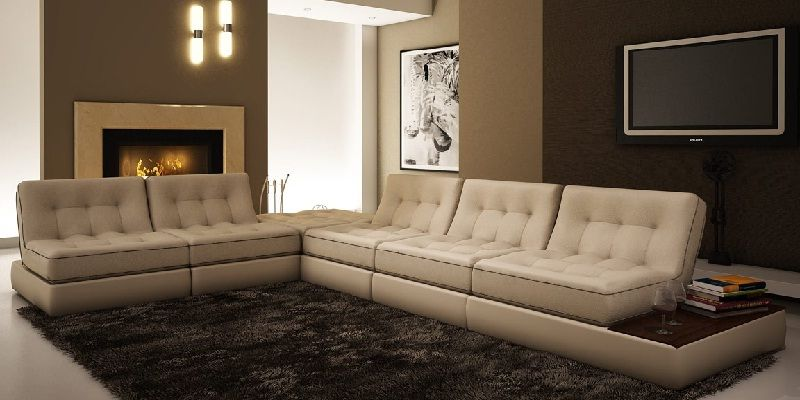Low Height Sectional Sofa