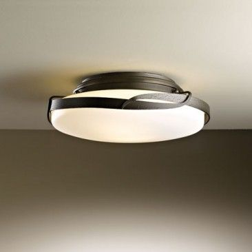 Flora Large Flush Mount LED Ceiling Light & Hubbardton Forge ...