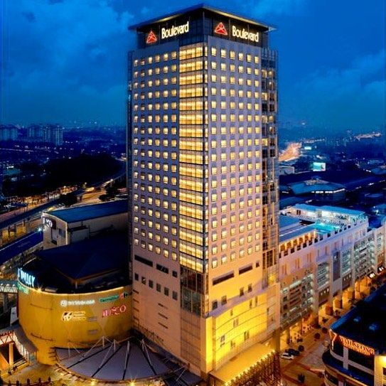 The Stgilesboulevard Our Location In Kuala Lumpur Becentral