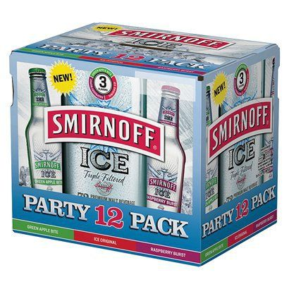 Target Expect More Pay Less Spring Break Drinks Smirnoff Smirnoff Ice