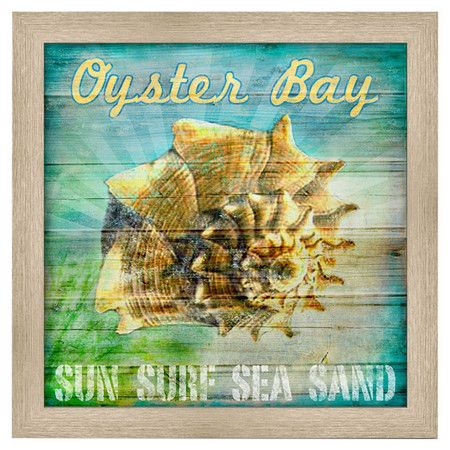 Found it at Wayfair - Coastal Fun VI Wall Art | Wayfair | Pinterest ...
