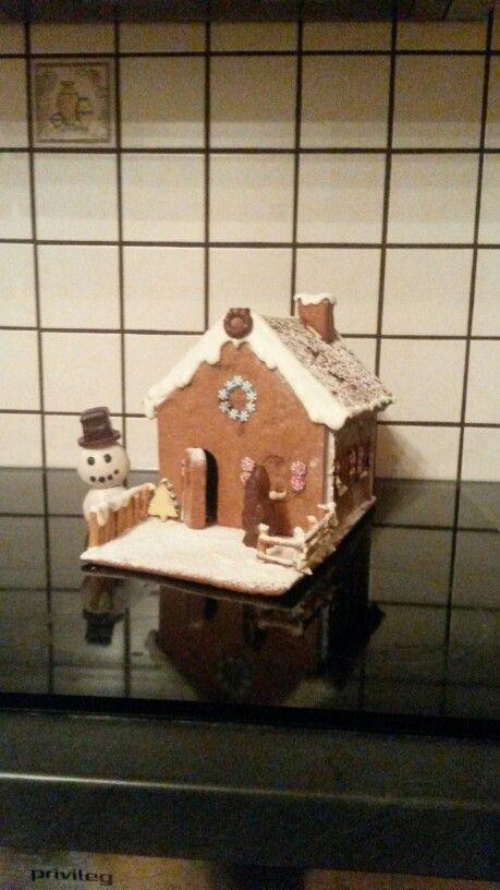 High Quality Selbstgemachtes Lebkuchen   Haus