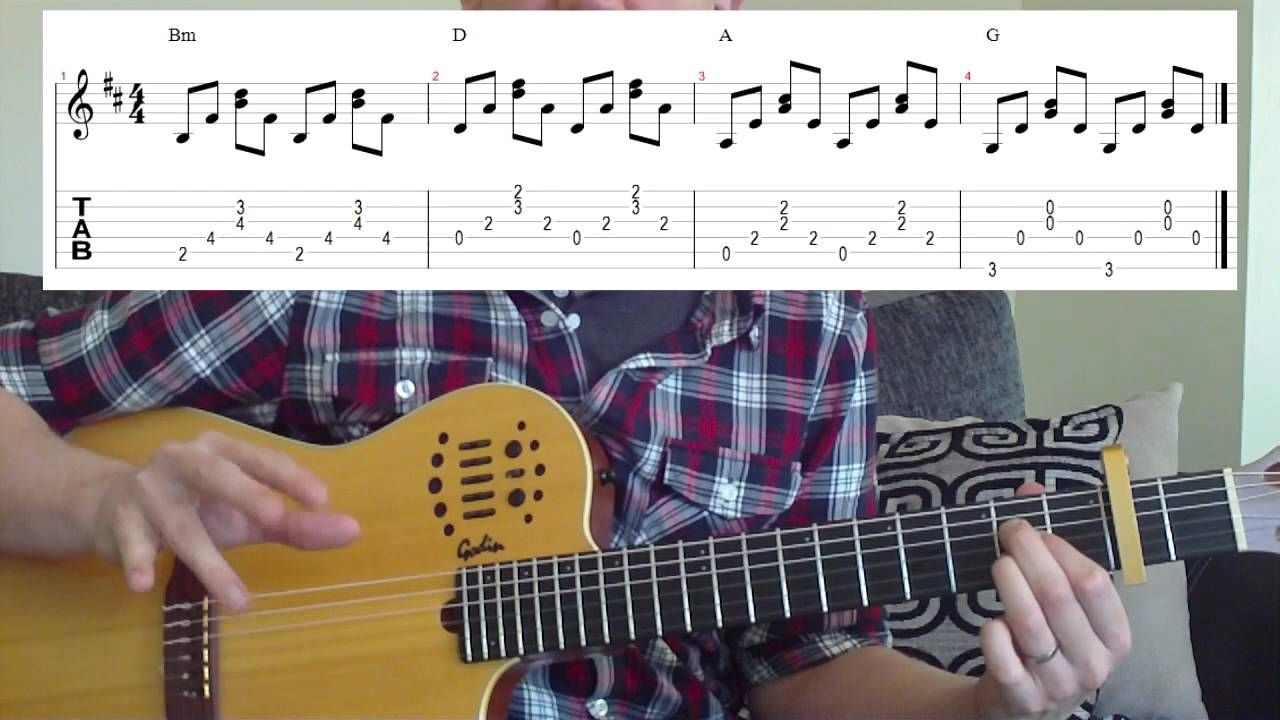 Counting Stars One Republic Guitar Lesson Guitar Stuff