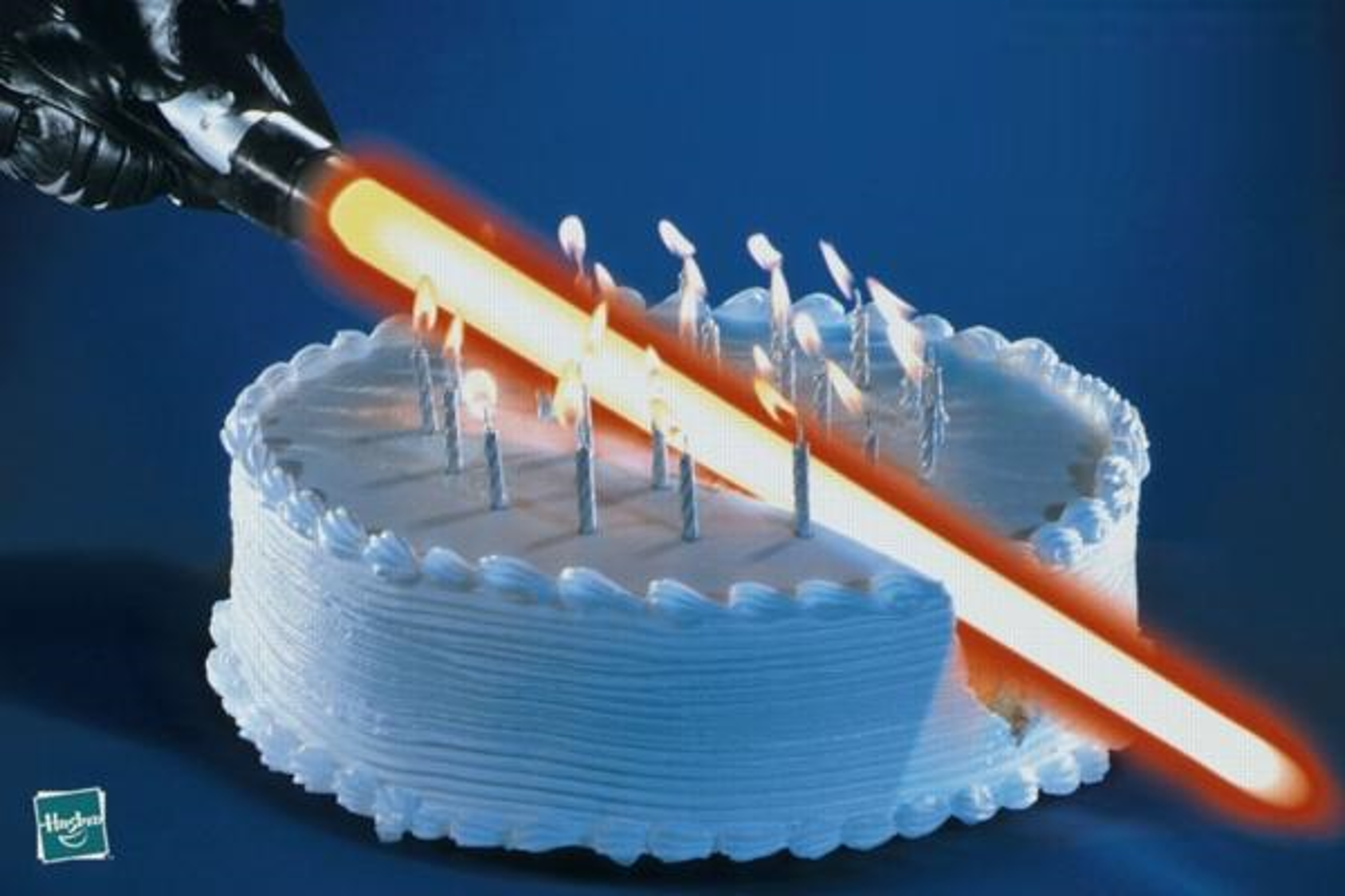 Astonishing Lightsaber Cake Star Wars Happy Birthday With Images Star Funny Birthday Cards Online Sheoxdamsfinfo
