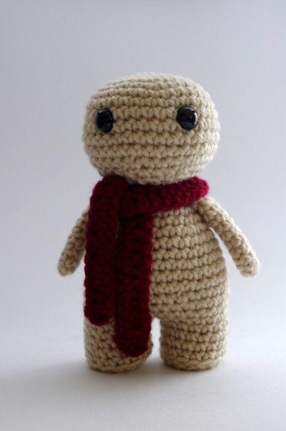Nimby Amigurumi Doll by Cyclop on Etsy, $30.00