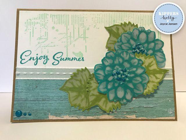 Kippers Hobby Groothandel: Enjoy summer