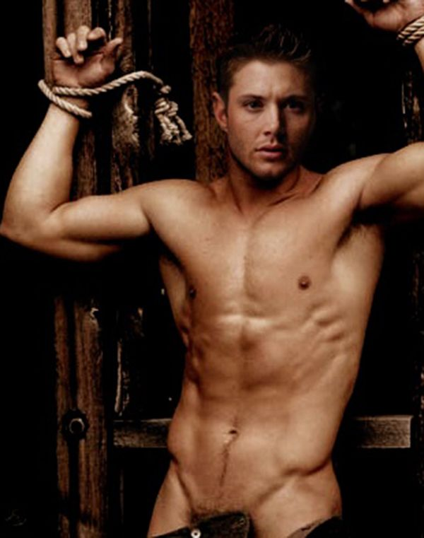 Sorry, that Sexy porno jensen ackles are some
