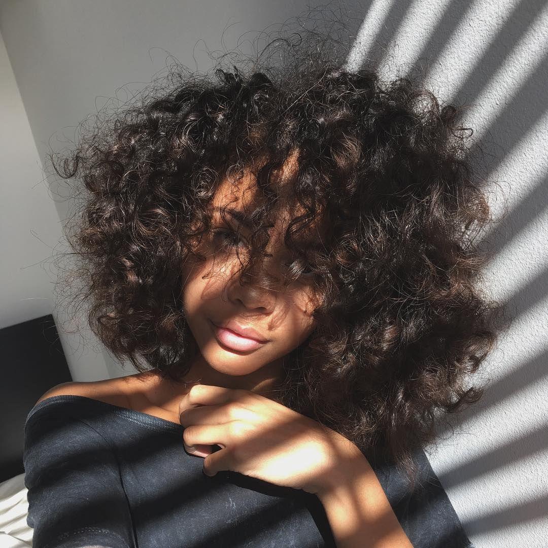 Bad Hair Day Ft An Awkward Hand Curly Hair Styles Hair