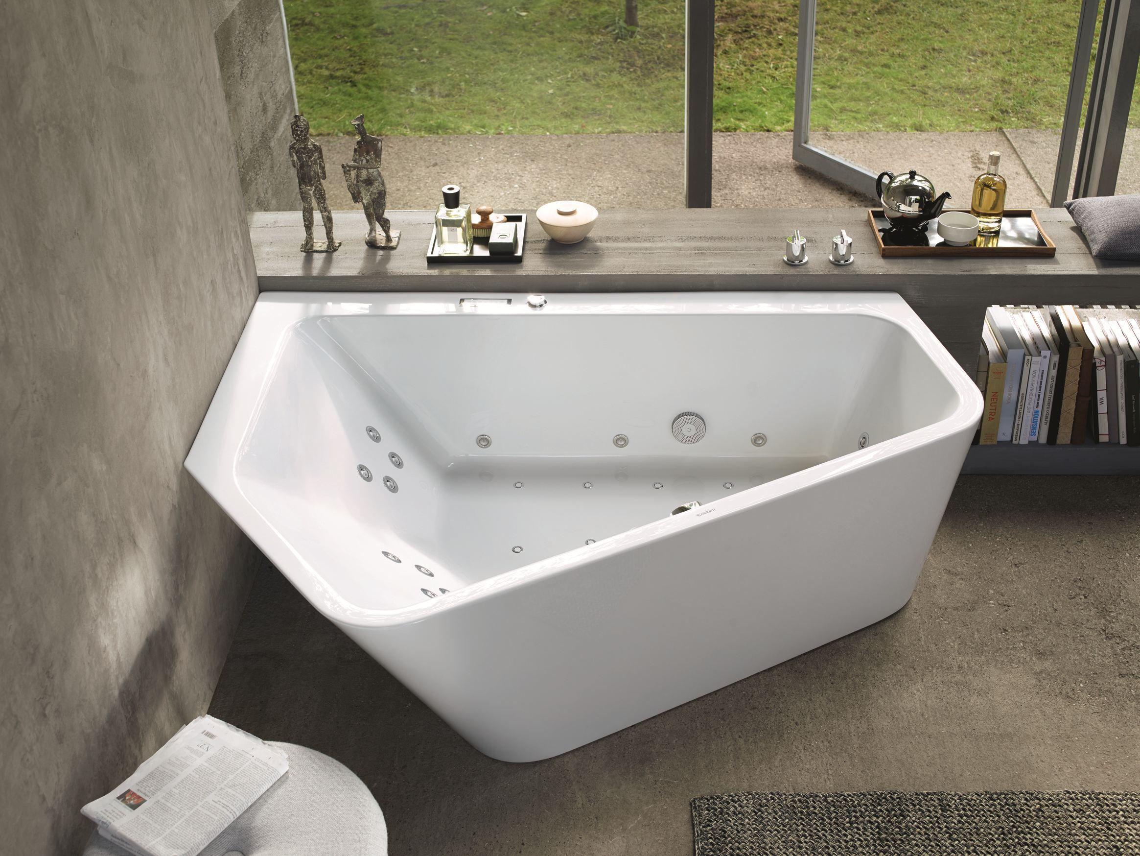 PAIOVA 5 Bathtub by DURAVIT design EOOS | Home | Pinterest | Duravit ...
